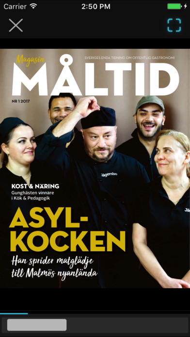 Magasin Måltid screenshot 3