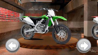 Motocross Extreme Racing screenshot 2