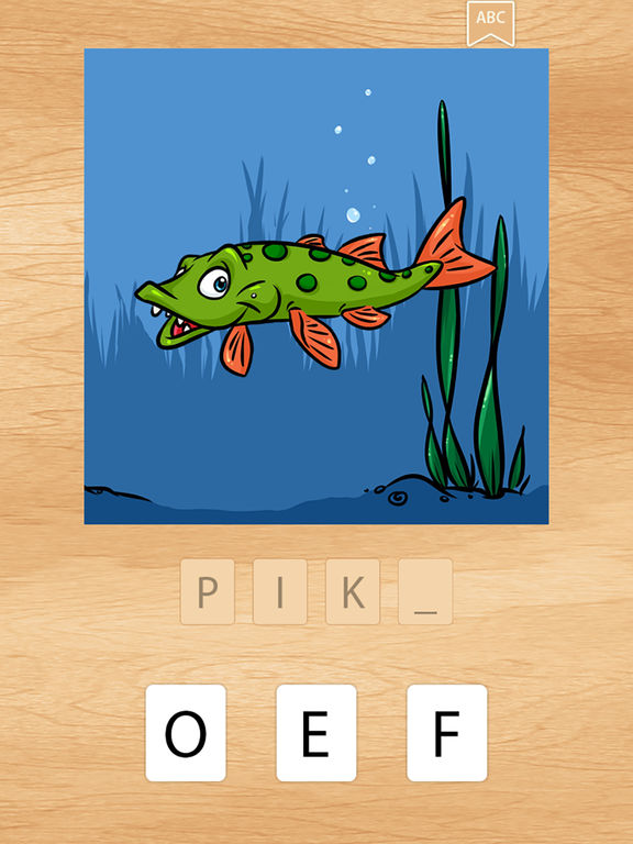 Quiz for kids: first reading app screenshot 9