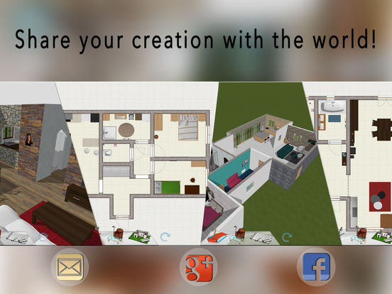 Keyplan 3D -Home design, decoration & Architecture Screenshots