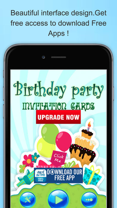 Invitation card app iphone purplemoon invitation card app iphone invitation samples stopboris Images