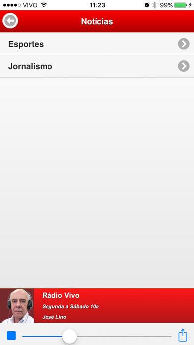 ITATIAIA AM/FM iPhone Screenshot 3