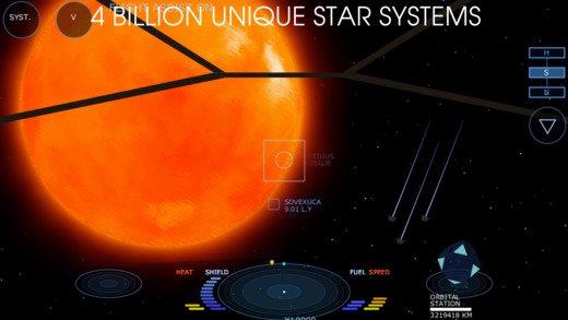 Stellar Horizon Screenshot