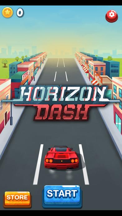 Screenshot 5 街头竞速 — 怪好玩的疯狂赛车游戏