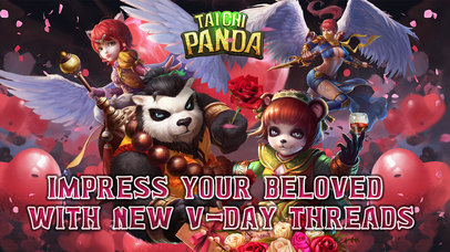 Screenshots of Taichi Panda for iPhone