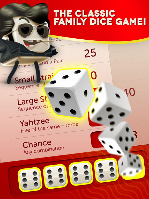 dice with buddies dating Yahtzee is a dice game where players need to score as many points as possible, by rolling five dice to make different combinations this free dice game consists of 13 rounds with the scorecard having 13 categories.
