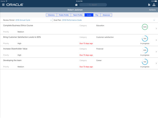 iPad Screenshot 3