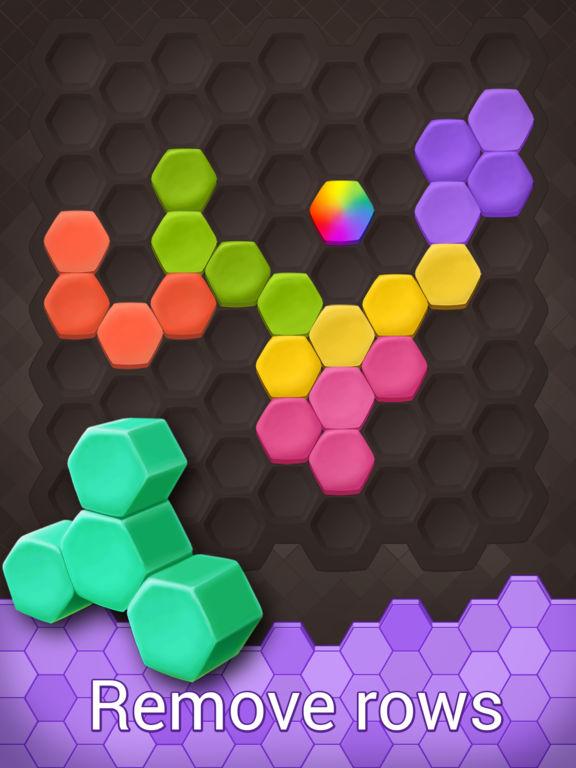 Hexus Puzzle screenshot 5
