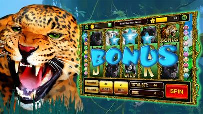 Screenshot 3 Jaguar Slots Casino Machines Jackpots Game HD