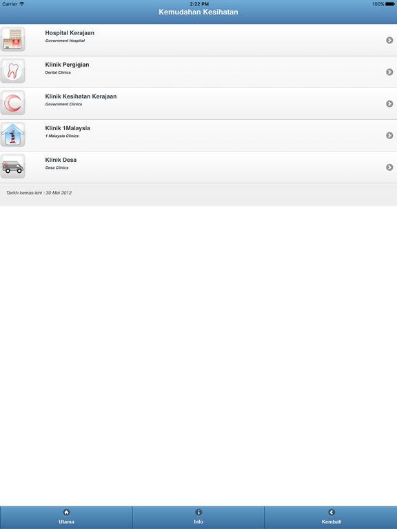 Tangkapan Skrin iPad 2