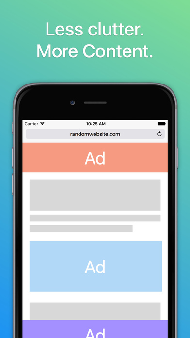 Adblocker – Block ads, surf faster, save battery Screenshots