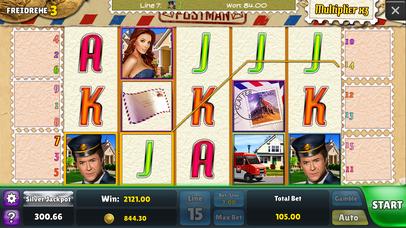 Screenshot 2 Postman Slots: Слоты Игровые Автоматы
