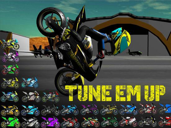 Скачать игру Stunt Bike Freestyle