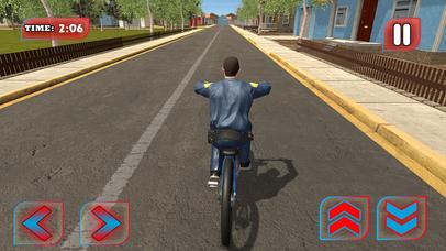 Screenshot #8 for Police BMX Rider: Crime