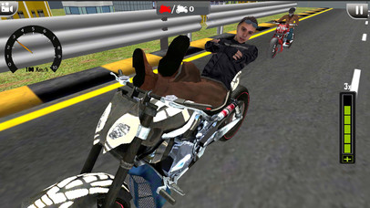 Top Bike Moto Rider City 2k17 screenshot 2