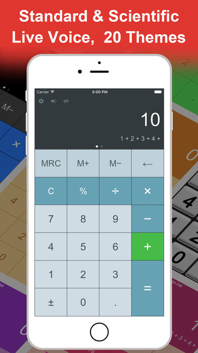 Screenshot #6 for DayCalc Pro - Note Calculator & Unit Converter