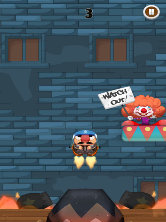 Super Human Cannonball screenshot 7
