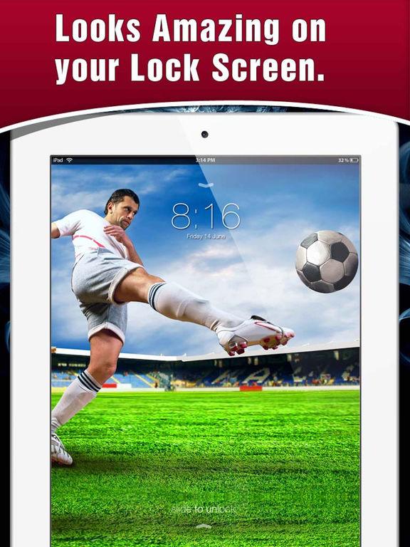 HD Sports Wallpapers & Lock Screen Screenshots