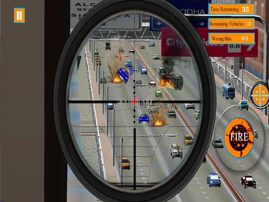 Traffic Sniper The Hunter screenshot 6