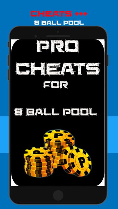 Tool 8 Ball Pool Cheats pro Apps free for iPhone/iPad screenshot