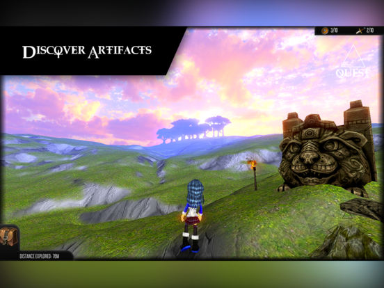 Quest - Treasure Adventure screenshot 7