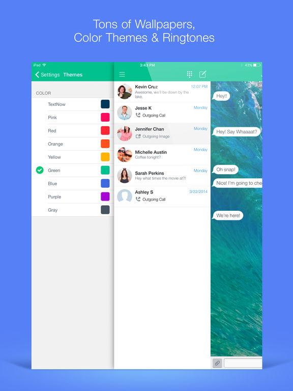 TextNow - Unlimited Text + Calls
