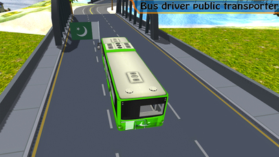 PK Bus Driver Sim Pro screenshot 4