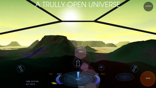 Stellar Horizon Screenshot