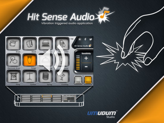 HitSenseAudio Screenshots