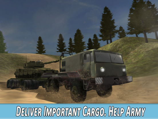 Army Truck Driver Simulator 3D Full screenshot 7