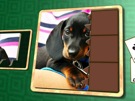 Jigsaw Solitaire Baby Animals screenshot 6