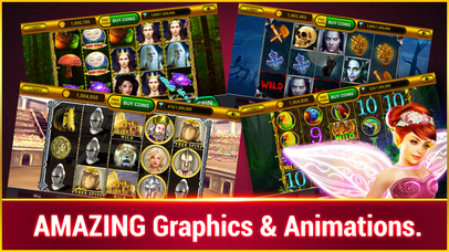 Screenshot 4 White Buffalo slots :Free Vegas Casino Slots