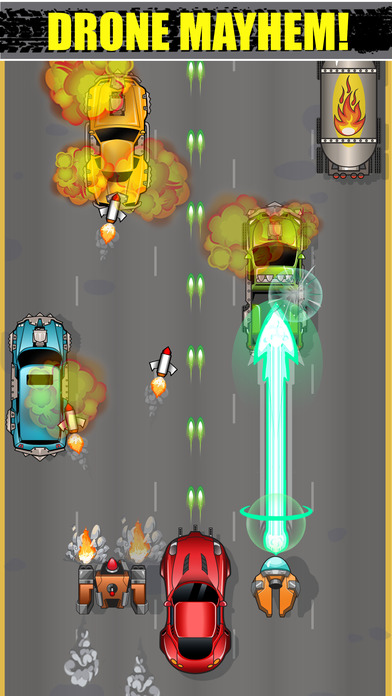 Road Riot for Tango screenshot 3