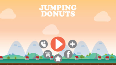 Jumping Donuts! screenshot 4