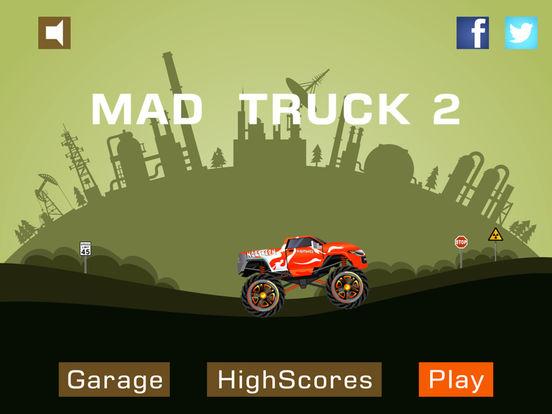 Mad Truck 2 Screenshots