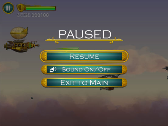 Airship Squadron Defender screenshot 10