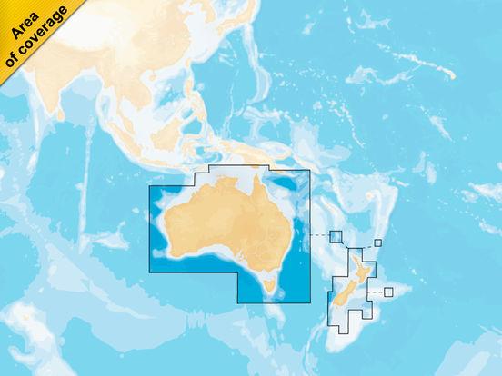 Marine: Oceania HD iPad Screenshot 5