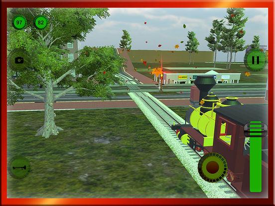 Euro Train Drive Simulator PRO screenshot 8