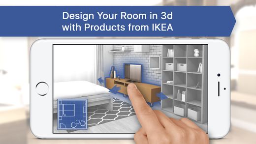 3D Room Planner for IKEA: Home & Interior Design Screenshots ...