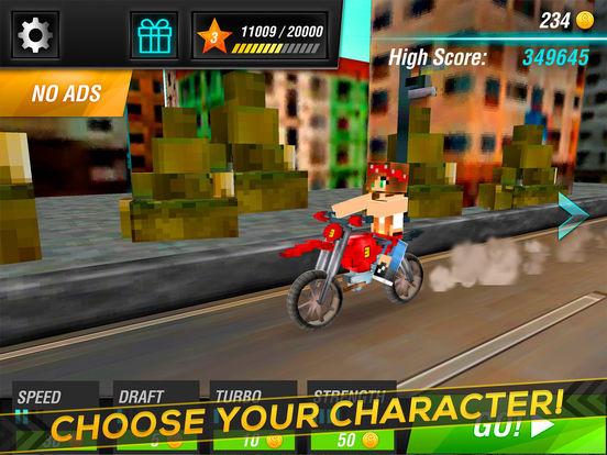 Motocross MX Rider: Extreme Sports Race screenshot 6