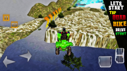 Etreme Quad Bike Race Pro screenshot 3