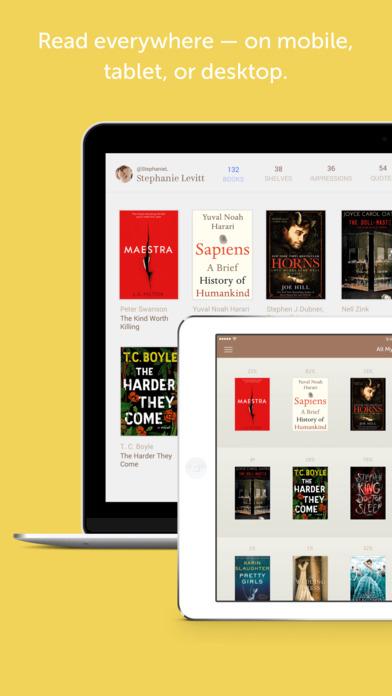 Bookmate iPhone Screenshot 5