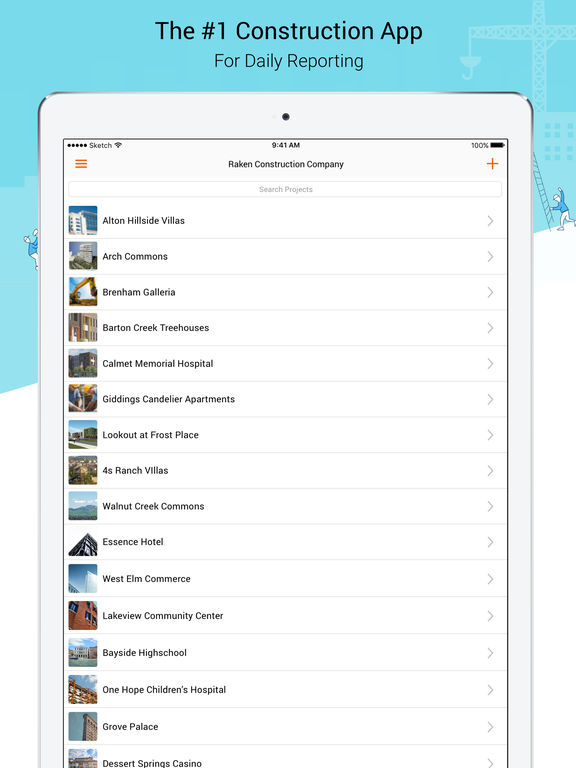 Raken - Construction Daily Reports. on the App Store