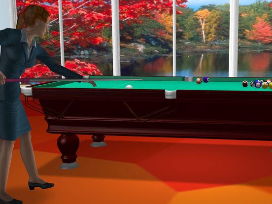 Fantasy Pool-Fun 3D 8Ball Snooker Game screenshot 6