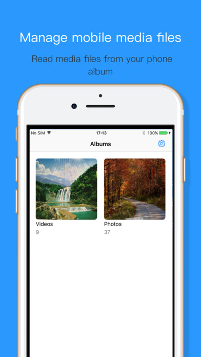 Compressor - shrink videos & reduce images size Apps free for iPhone/iPad screenshot