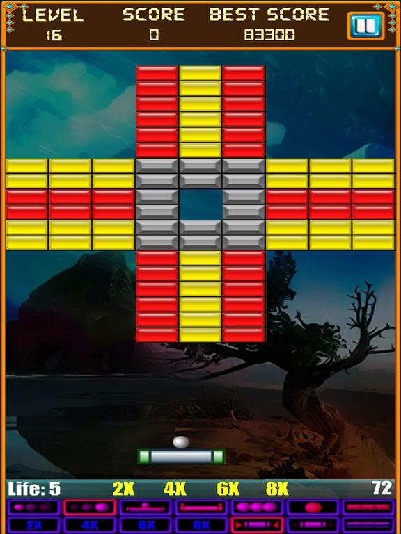 Brick Breaker: Super Breakout Retro на iPad