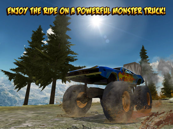 4x4 Monster Truck Racing на iPad