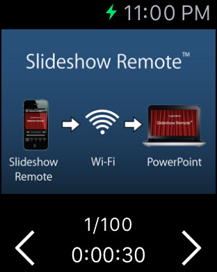 Slideshow Remote™ for PowerPoint iPhone Screenshot 6
