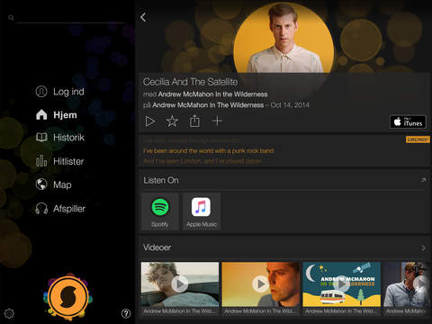 SoundHound∞ - Music Discovery screenshot 2
