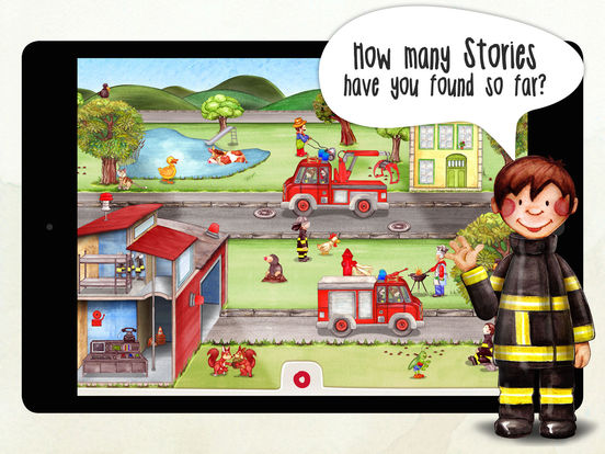 Крошки-пожарные